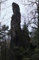Hellendorfer Nadel (blauezampel) Tags: berg rock germany deutschland rocks natur climbing sachsen summit aussicht wandern felsen gebirge sächsischeschweiz elbsandsteingebirge saxonia gipfel erzgebirgsgrenzgebiet