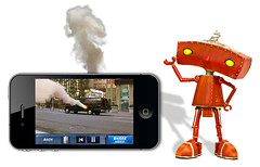 Bad Robot - Action Movie FX App (Photo Giddy) Tags: apple mac ipod apps iphone ipad badrobot jjabrams appstore moviesmoviefx