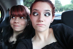 (M Mzni) Tags: girl ana ginger friendship makeup piercing redhead lovely