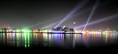 Kankaria Lake @ Night (Naishal_9) Tags: india nikon ahmedabad d5000 flickraward kankarialake flickraward5 naishalchokshiphotography