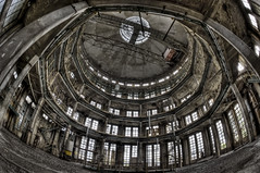 Occulus occupied Explore #39 (odin's_raven) Tags: urban italy tower abandoned industry italia exploring explorer hdr urbex occulus talkurbex