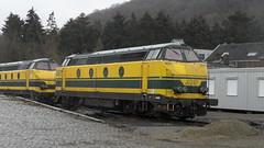 HLD 6267 - L43  - ANGLEUR (philreg2011) Tags: train trein nmbs angleur sncb hld62 infrabel l43 hld6267