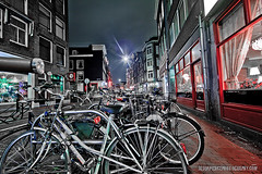 Bicycles in Amsterdam (Jason Pierce Photography) Tags: city amsterdam cityscape cityscapes scape jasonpierce canonhdr newyorkcityphotography nyccityscapes newyorkcitycityscapes jasonpiercephotography moofles