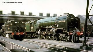 c.1958 - New England (35A) MPD, Peterborough.