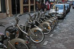 2011dec_Paris_2739 (emzepe) Tags: paris france bike bicycle de la frankreich december rental latin rent rue prizs quartier bicikli harpe 2011 tl kerkpr franciaorszg negyed brls brelhet brbicikli brkerkpr
