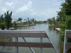 "Sanibel Canal by the Marina • <a style=""font-size:0.8em;"" href=""http://www.flickr.com/photos/43501506@N07/6614276325/"" target=""_blank"">View on Flickr</a>"