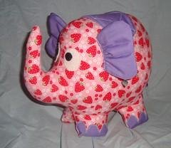 DSC06405 (Sami's Dolls) Tags: elephant turtle stuffedanimals samu handmadetoys waldorfdolls waldorftoys samiramina samisdolls