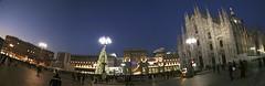 Milano (CarloAlessioCozzolino) Tags: church night milano chiesa panoramica duomo lombardia notte notturno panoramicview galleriavittorioemanueleii