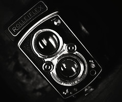 Rolleiflex Automat 6x6 (edwardconde) Tags: blackandwhite bw black pentax 2012 pentaxkx 50mmf17 p52 da40limited smcpda40mmf28 rolleiflexautomat6x6 edwardconde73