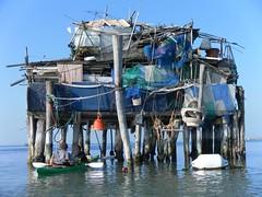 Venezia e Laguna in Kayak 2 giorno - Econauta (ECONAUTA di Umberto Segnini) Tags: kayak houseboat chioggia carnevalevenezia lagunaveneta umbertosegnini elbaeumberto econauta