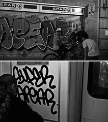 apear, sufer () Tags: barcelona ca new york italy rome japan graffiti los angeles mta sufer apear