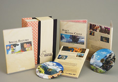 Emily Stump,   Package Design,   DVD Collector Set