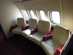 Lounge (kevincrumbs) Tags: luzern lucerne sr airliner swissair convair verkehrshaus convair990 swissmuseumoftransport dopplr:explore=re81 convaircv990 hbicc convair990coronado