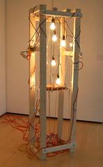 Adv. Sculpture, Zeke Luman