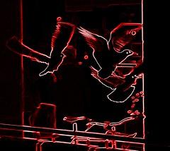Möwen - IMG_1819 (Andreas Helke) Tags: motion blur hot bird animal canon germany deutschland fly movement europa europe y seagull gull 2006 motionblur dslr möwe effect canoneos350d picnik twa vogel nürnberg candreashelke euorpa fav7 neoneffect haslargesize bestofrecentuploads donothide popularold mymoreinterestingphotos 2012upload