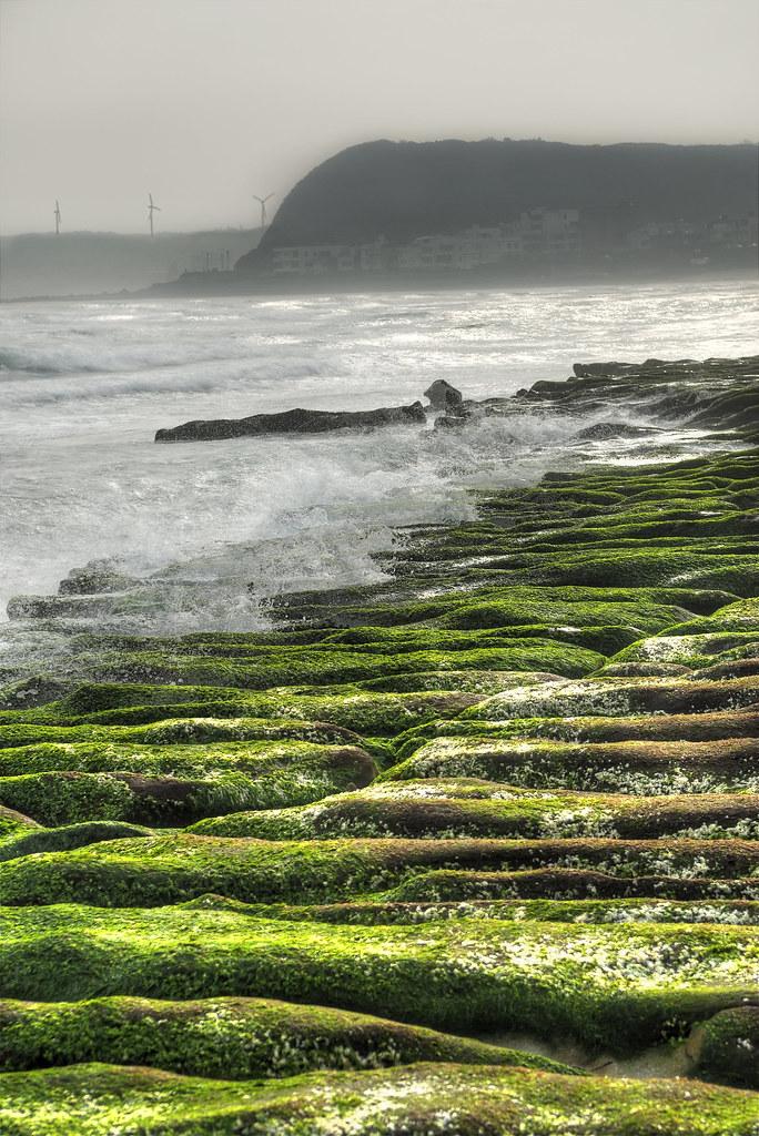 Laomei Coast (老梅海岸)