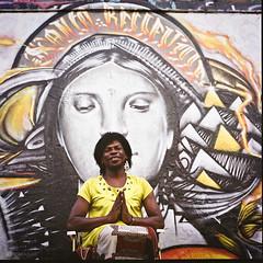 Tina from Belleville (GUSTAVimages) Tags: newyork 6x6 film brooklyn square manhattan belleville gustav williamsburg tina argentique carr yashicamat124g bouffeedartlhopital