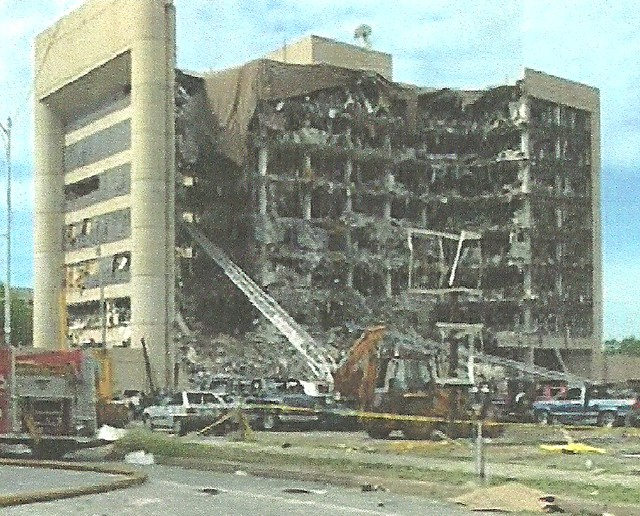 OKLAHOMA CITY BOMBING  (April 19, 1995)