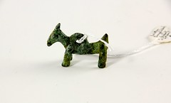81. Possibly Archaic Animal Bronze Figure