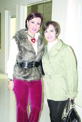 Lety Bravo y Marisela Portillo