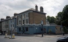 """""""The Pilot"""" in Chiswick (Kevin Fenaughty) Tags: road england urban holiday london pub outdoor chiswick thepilot"""