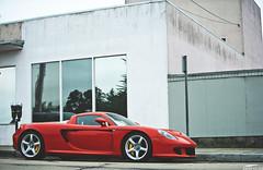 Porsche Carrera GT (GHG Photography) Tags: auto california car racecar photography automobile power engine automotive olympus expensive rare coupe exclusive supercar fastest sportscar horsepower fastcar mostexpensive hypercar e520 ghgphotography