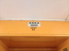 ASEA (Skyddsobjekt) Tags: c10 asea saltsjöbanan 2894