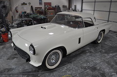 """1957 Ford Thunderbird E Code Dual Quad 312 • <a style=""""font-size:0.8em;"""" href=""""http://www.flickr.com/photos/85572005@N00/6703596803/"""" target=""""_blank"""">View on Flickr</a>"""