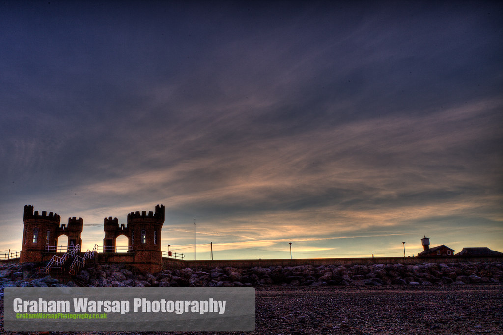 Withernsea Winter HDR-4