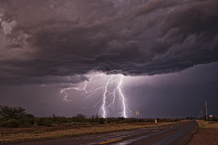Dark Skies (Eye of the Storm Photography) Tags: arizona monsoon thunderstorm lightning cloudsstormssunsetssunrises