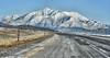 Somewhere near Salt Lake City (T_r_e_v) Tags: road mountains america utah us unitedstates roadtrip saltlakecity desolate snowymountain snowymountains mountainroad emptyroad desolateroad isolatedroad