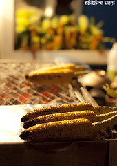 Corn (  Chithra Unni  ) Tags: hot night corn dubai uae unni cob chithra souq dsf