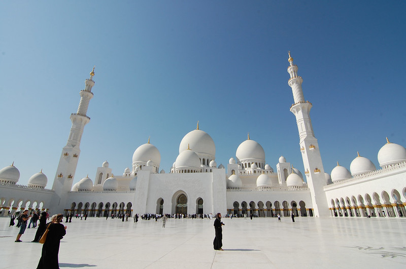 """Sheikh Zayed Grand Mosque • <a style=""""font-size:0.8em;"""" href=""""http://www.flickr.com/photos/28211982@N07/6737496959/"""" target=""""_blank"""">View on Flickr</a>"""