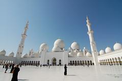 Sheikh Zayed Grand Mosque (Vladimir Yaitskiy) Tags: uae emirates zayed abudhabi sheikh grandmosque