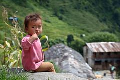 Little Gurung (Michał Olszewski) Tags: nepal people children other kid asia child land himalayas tamu ethnicity gurung acap gandaki kaski ethnicgroup annapurnaconservationarea ghurjung annapurnaconservationareaproject