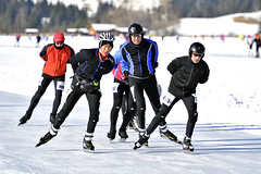 _AGV7120 (Alternatieve Elfstedentocht Weissensee) Tags: oostenrijk marathon 2012 weissensee schaatsen elfstedentocht alternatieve