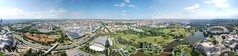 """München Olympia Turm 360 Grad Panorama Tower Munich 360 Degrees Cityscape • <a style=""""font-size:0.8em;"""" href=""""http://www.flickr.com/photos/66124349@N03/6772722629/"""" target=""""_blank"""">View on Flickr</a>"""