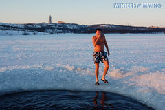 Extreme Winter Swimming #4