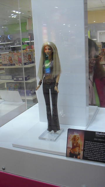 Barbie SHAKIRA
