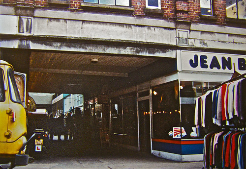 Lost Hertford: The Arcade