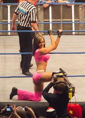 TNA Impact Wrestling TV taping - 2012 (simononly) Tags: uk england london tv women action live wrestling sting arena impact hulkhogan taping challenge wembley tna knockouts mickiejames totalnonstopaction velvetsky