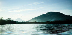 (Scottish Shan Shui) (Chris Rubey) Tags: nature water landscape photography scotland highlands nikon earth air dream tranquility harmony environment  lochtay shanshui d3100