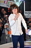 Frankie Cocozza Celebrity Big Brother Live Final held at Elstree Studios. London, England