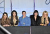 Kirk Norcross, Natasha Giggs, Nicola McLean, Natalie Cassidy, Georgia Salpa Celebrity Big Brother Live Final held at Elstree Studios. London, England