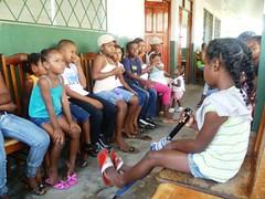 Unan Leon 2012 Dental Care Brigade to Pearl Lagoon 5 (FADCANIC) Tags: nicaragua williamscollege lagunadeperlas saih unanlen fadcanic pearllagoonacademyofexcellence indigenousandafrodescendents