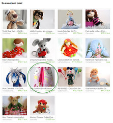 So Sweet and Cute ( Reino J Cheguei ) Tags: treasury etsy destaque featured reinojcheguei