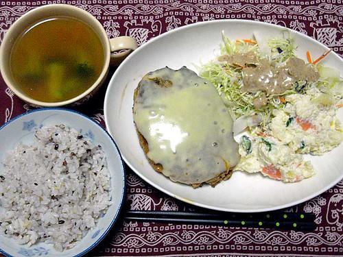 2012年1月29日の晩ご飯