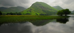 Brothers Water (richwat2011) Tags: lake mountains reflections landscape nationalpark nikon view tripod lakedistrict cumbria fells d200 manfrotto brotherswater britnatpark