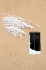 Arte naturale (Claudia Celli Simi) Tags: italy gelo italia quadro finestra neve inverno freddo viterbo lazio ghiaccio tela artedellanatura febbraio2012