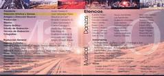 Primer CD. del Conjunto Maucó de ENAP Refinerías Aconcagua, que incluye un repertorio de canciones populares chilenas. Su realización estuvo a cargo del director musical de la Agrupación, Maurice Le-Cerf. 2004.